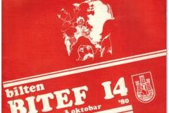 Bitef XIV 1980