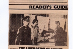 THE READER LOS ANGELES