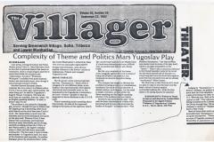 THE VILAGER