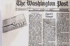 THE WASHINGTON POST STYLE